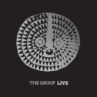 The Group - Live - CD coverart