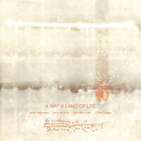 A Way A Land Of Life - CD coverart