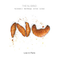 The Nu Band - Live in Paris - CD coverart