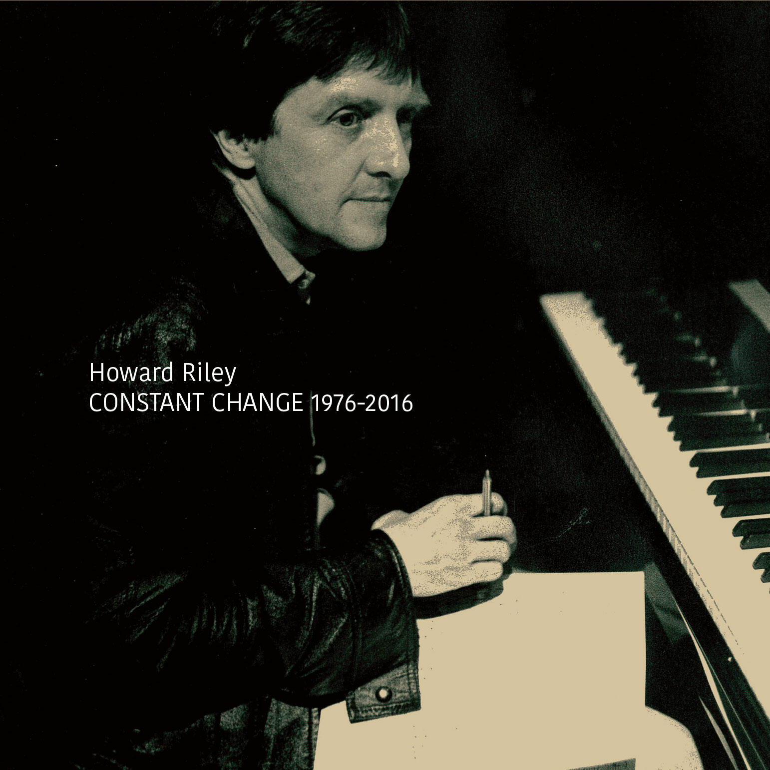 Five solo recordings of Howard Riley